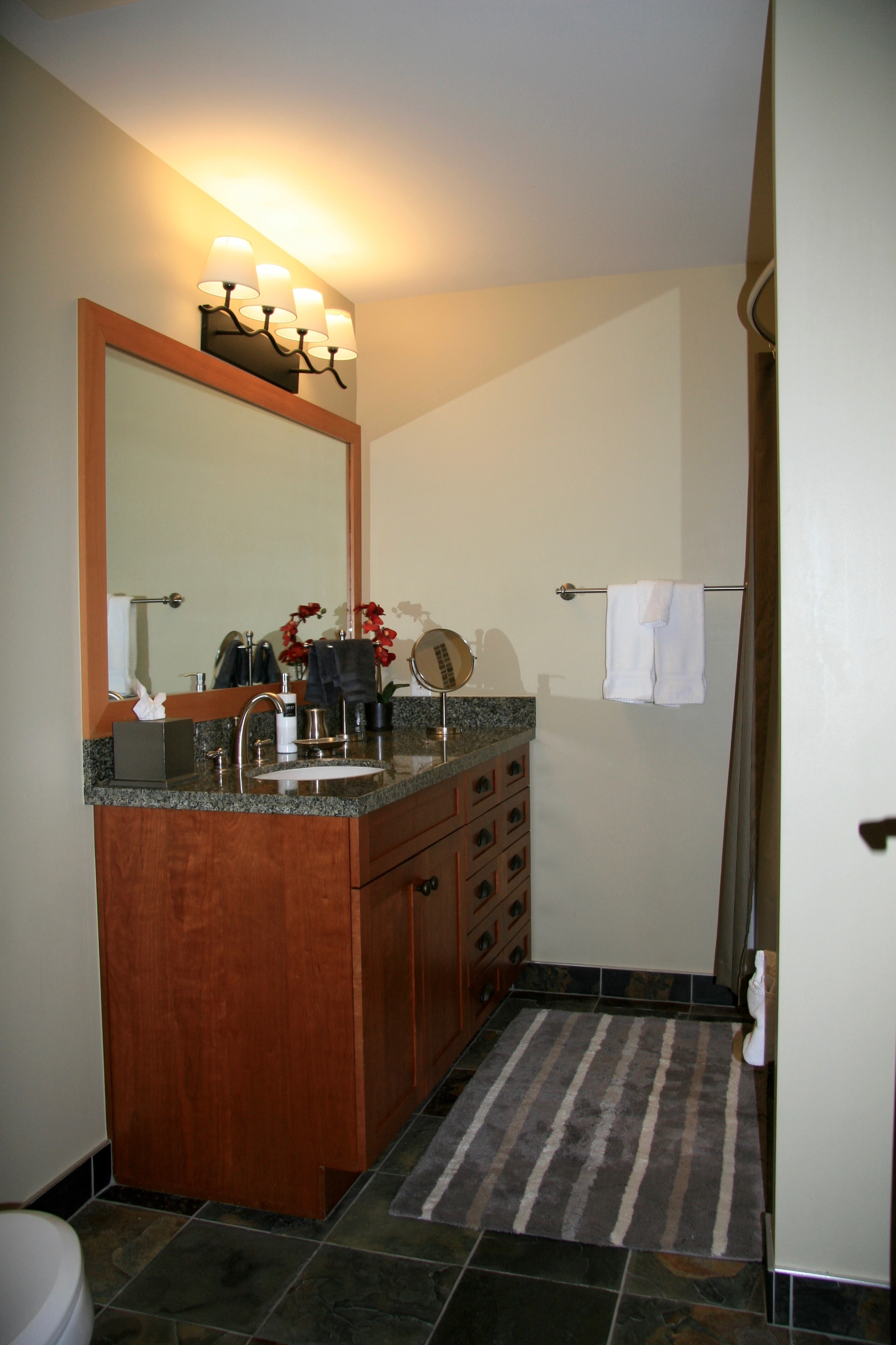 Third Bathroom with Hall Access