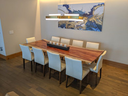 606 East - Dining Area w/ Seating for 10