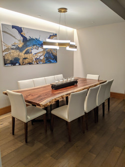 606 East - Dining Nook w/ Seating for 10