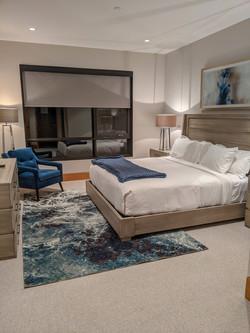606 East - Back Master Bedroom