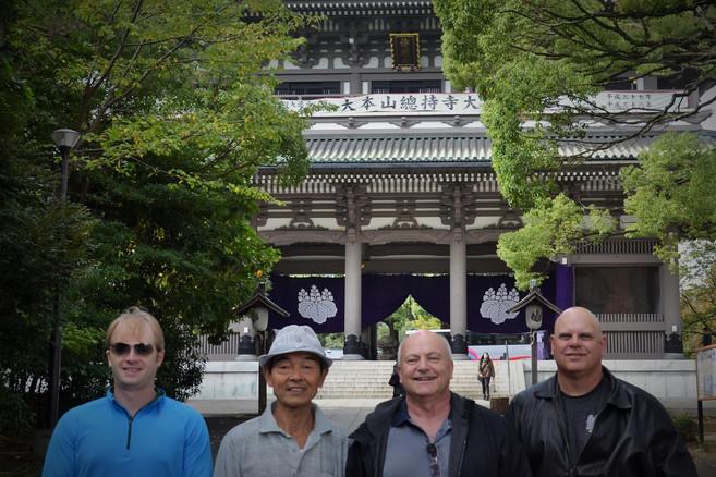 2014 Sojiji visit