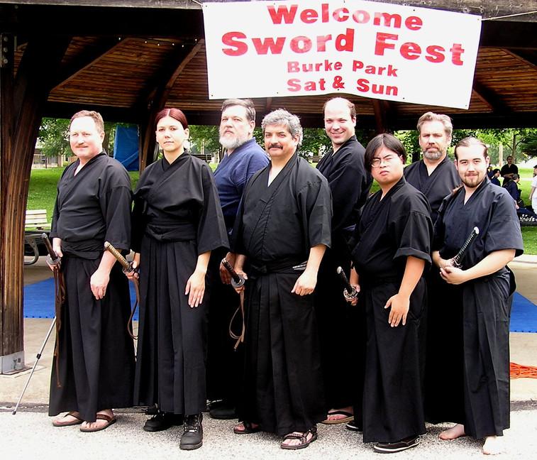 Swordfest 2005