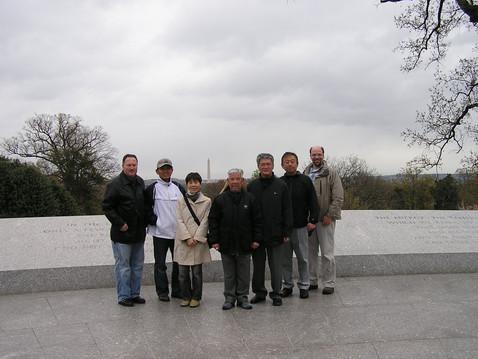 2007 Sensei Visit
