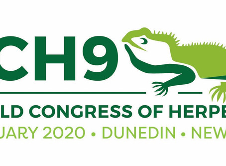 Announcing the Sociality of Amphibians and Reptiles Symposium at WCH9