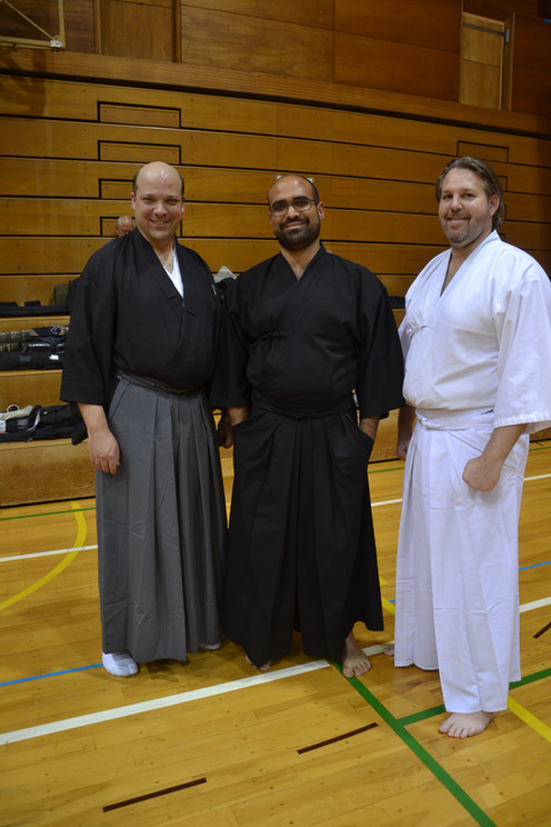 Josh, Angel, and Mat