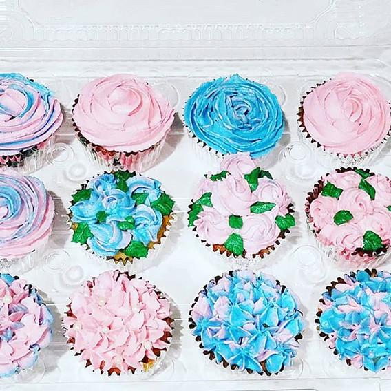 Delicious Last minute cupcakes #vanilla