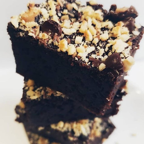 Vegan Flour-less Brownie