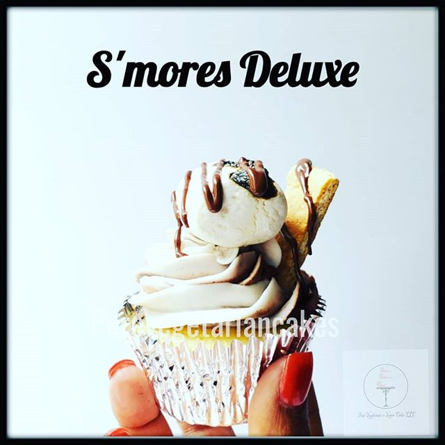 NEW FLAVOR_ S'MORES DELUXE LIMITED TIME