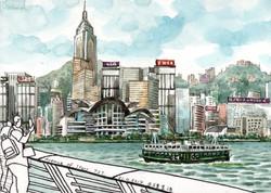 HK Artist: Eva Sze