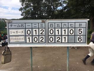 シニア市内大会決勝進出!