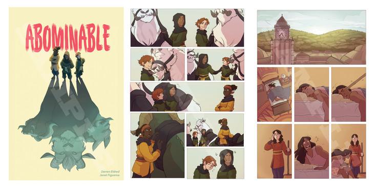 Abominal Earth Book One SET.jpg
