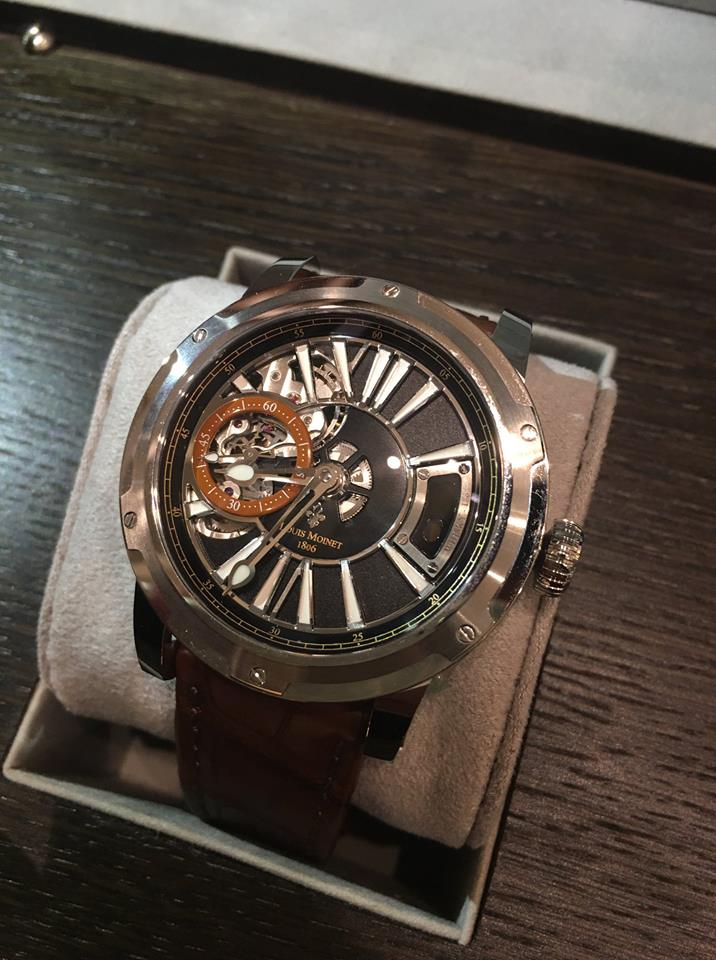 LOUIS MOINET WhiskyWatch