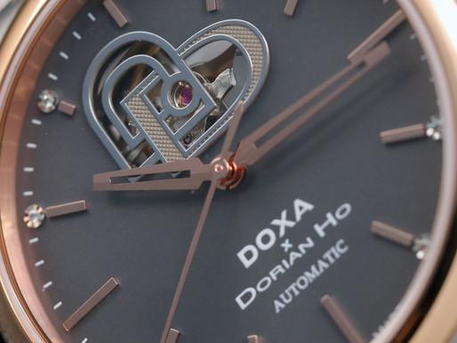【BASELWORLD 2019】 DOXA 愛情四部曲