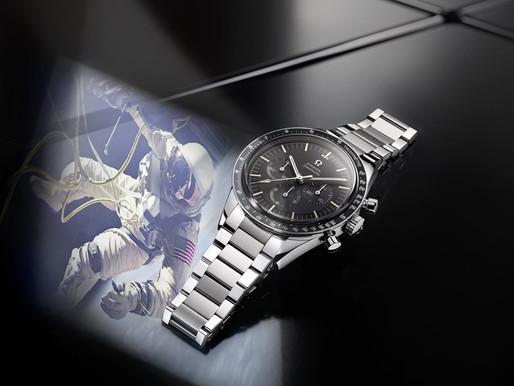 【傳奇321機芯再現】-Speedmaster Moonwatch 321 Stainless Steel正式「登陸」地球!