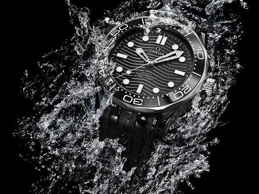 OMEGA全新陶瓷配鈦金屬Seamaster Diver 300M