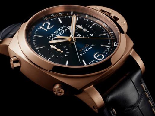 PANERAI全新帆船挑戰賽計時錶