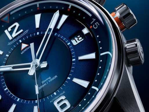 【JAEGER-LECOULTRE 全新Polaris Mariner腕錶】
