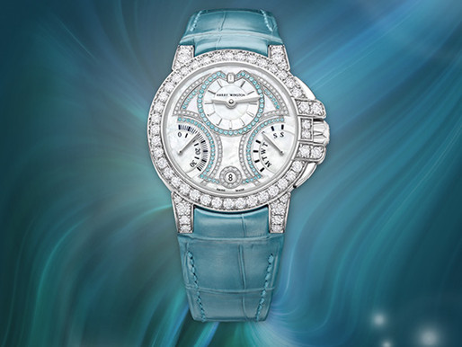 【2018 BASEL】Harry Winston Ocean系列 20周年
