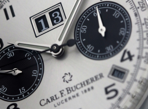 【BASELWORLD 2019】 CARL F. BUCHERER 低調高手