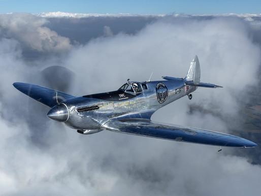 """IWC""""Silver Spitfire – The Longest Flight""""即刻啟航"""