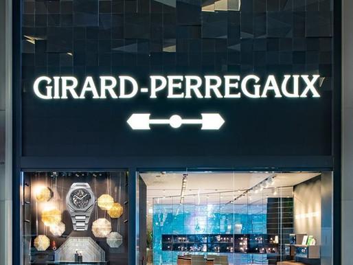 【GIRARD-PERREGAUX全新專門店進駐尖沙咀K11 Musea】