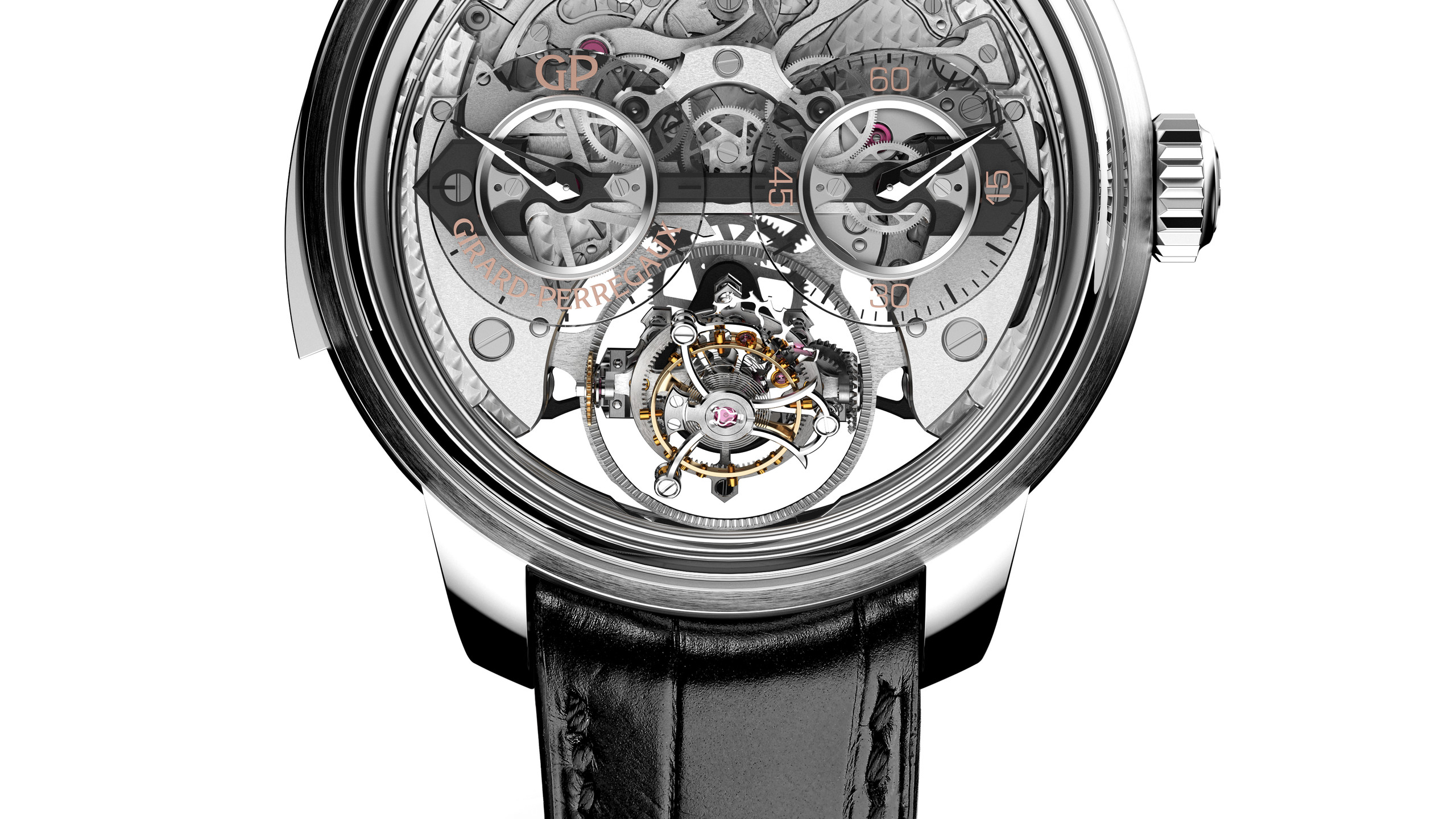 Minute Repeater Tri-Axial