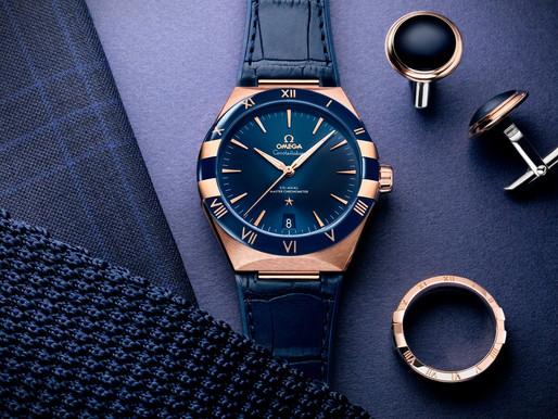 【OMEGA全新41毫米男裝Constellation星座系列腕錶】