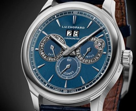 CHOPARD 2020全新L.U.C Perpetual Twin腕錶