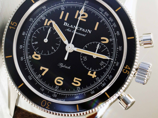 WELCOME TO THE LEGENDARY WORLD OF BLANCPAIN(2)