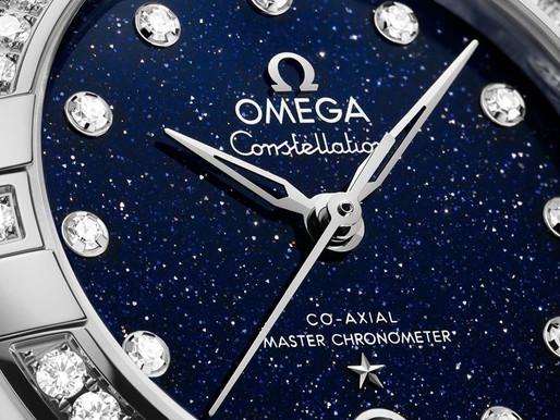 【繁星點點】OMEGA 星座系列腕錶