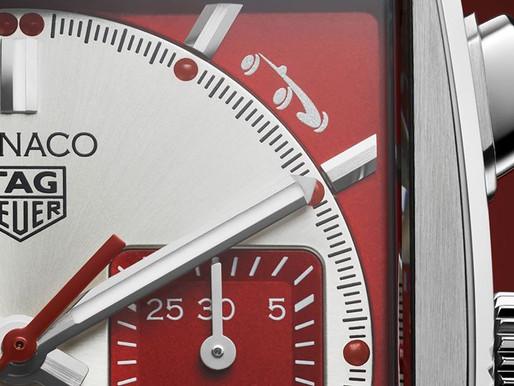 【TAG HEUER Monaco Grand Prix de Monaco Historique Limited Edition】