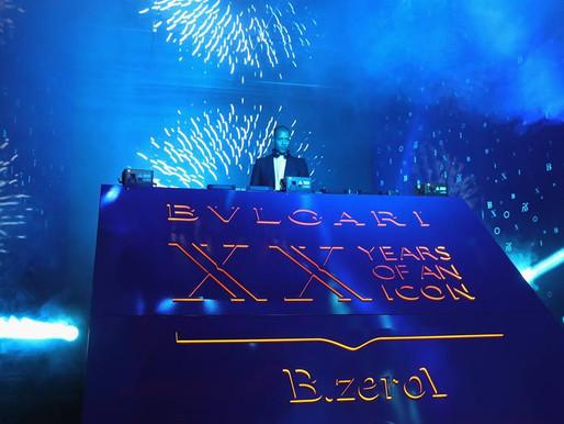 BVLGARI B.zero1系列二十週年華麗派對