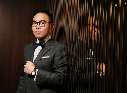 【WATCH PEOPLE】The StoryTeller—Anthony Tsang