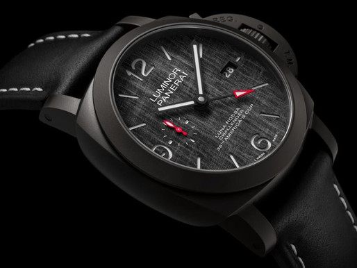 PANERAI 全新「Luna Rossa 」腕錶系列