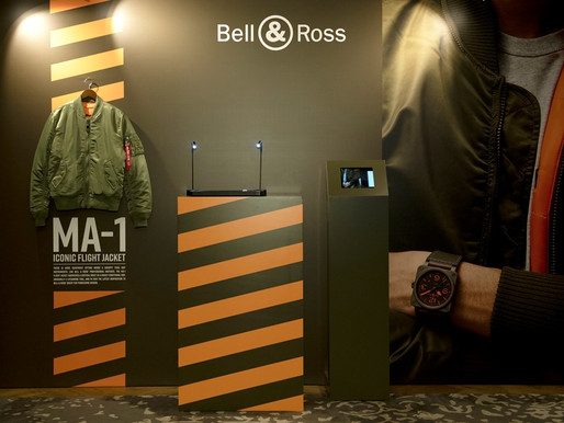 BELL & ROSS 2019新品發佈活動