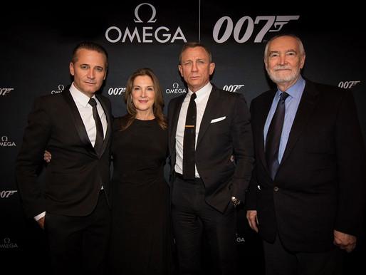 OMEGA全新James Bond錶-Seamaster Diver 300M 007 Edition