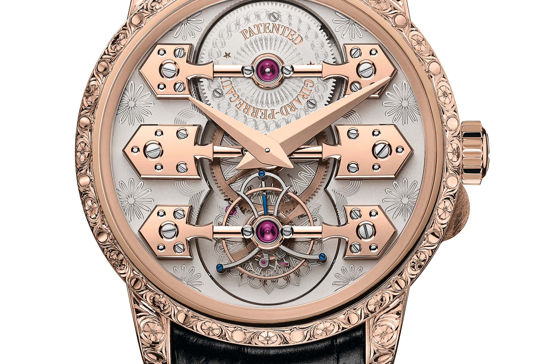 La Esmeralda Tourbillon A Secret