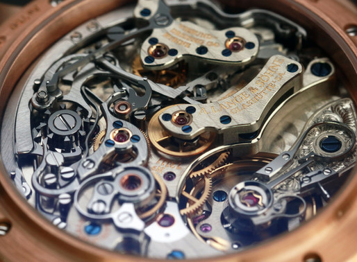 HOMAGE TO THE MASTER: WALTER LANGE 向傳奇致敬