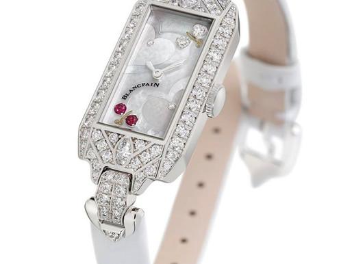BLANCPAIN情人節特別版腕錶