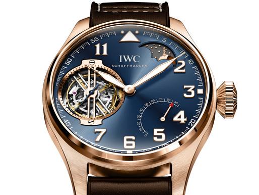 【REACHES FOR THE SKIES】IWC BIG PILOT'S WATCH 全新驚喜 衝上雲霄