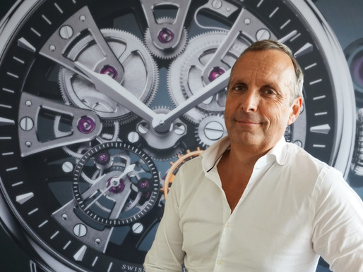 【MEET THE VIP】COO of ARNOLD & SON Mr. Florian Serex