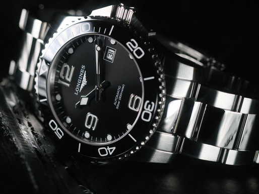 【HANDS-ON】LONGINES HydroConquest