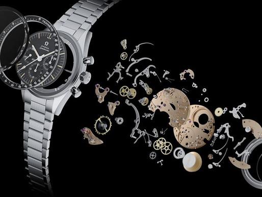 傳奇321機芯再現-全新精鋼超霸月球錶