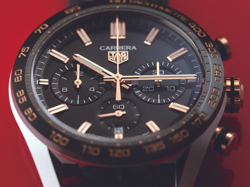 【TAG HEUER Carrera Sport Chronograph】再創經典錶款新世代