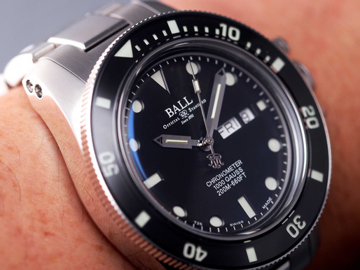 【The Well Rounded】 BALL Engineer Hydrocarbon Original 功能實力強勁