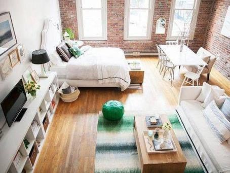 Ambientes Multiuso - Inspirações para otimizar os espaços da sua casa