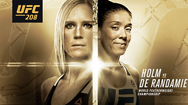Countdown to UFC 208