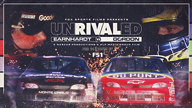 NASCAR Unrivaled: Earnhardt vs. Gordon