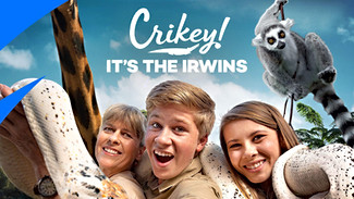 Crikey! It's the Irwins