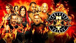 WWE NXT Takeover XXX